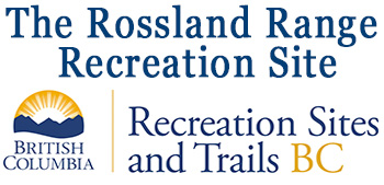 The Rossland Range Recreation Site